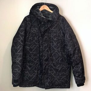 Fox Snowmobile Snowboard Ski Jacket
